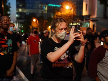 Protest goes online in Minneapolis as city, police websites hit by cyberattacks