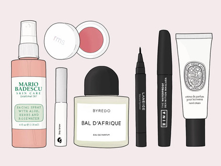 Let's get glam... and take it off again. We asked our staff their Makeup + Skincare must haves.
