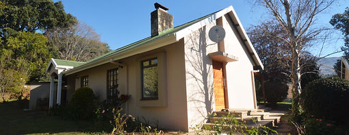 Drakensberg house renovaton