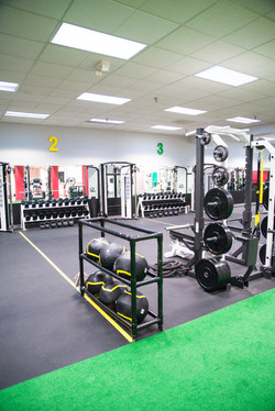Training Pods 2-3