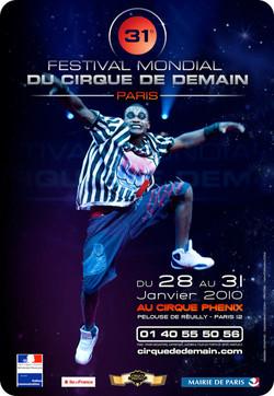 Cirque de Demain