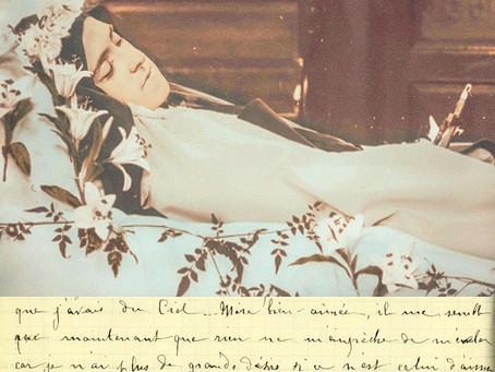 Novena a Santa Teresita de Lisieux. 30 de septiembre. Día 9