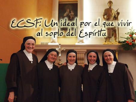 ECSF: Un ideal por el que vivir al soplo del Espíritu