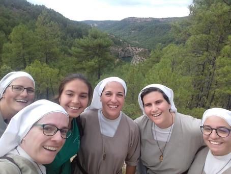 Descansar en Jesús y en las hermanas