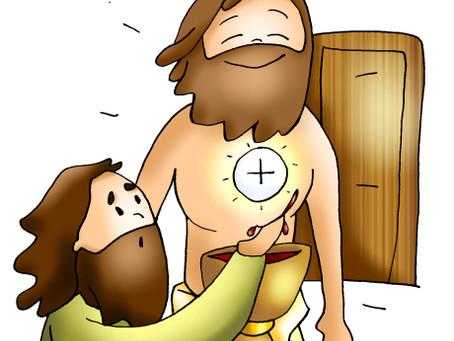 Segundo domingo de Pascua, 28 de Abril