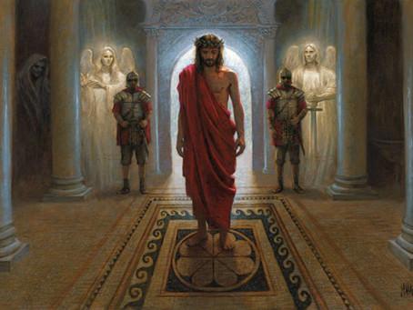 Solemnidad de Cristo Rey, 22 de Noviembre