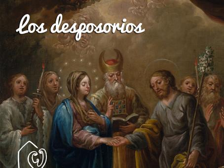 23 de enero. Los desposorios de María y José
