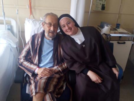 Ante la enfermedad y la muerte de mi padre