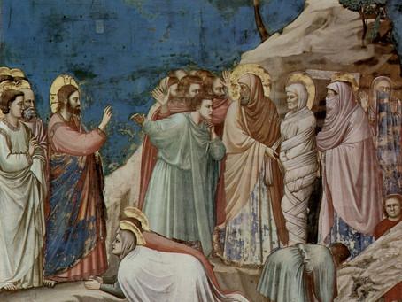 Domingo V de Cuaresma, 29 de Marzo