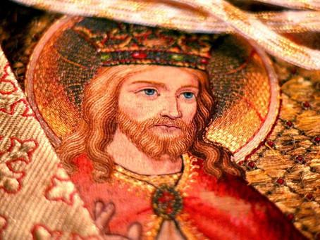 Los hijos de Sión se alegran por su Rey