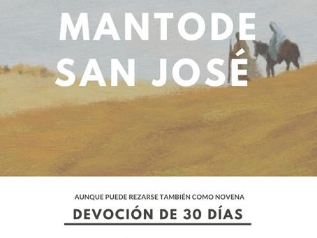 El manto de San José