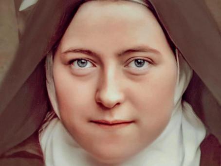 Novena a Santa Teresita de Lisieux. 24 de septiembre. Día 3