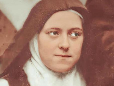 Novena a Santa Teresita de Lisieux. 29 de septiembre. Día 8