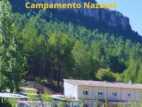 Protocolo COVID-19 Campamento Nazaret