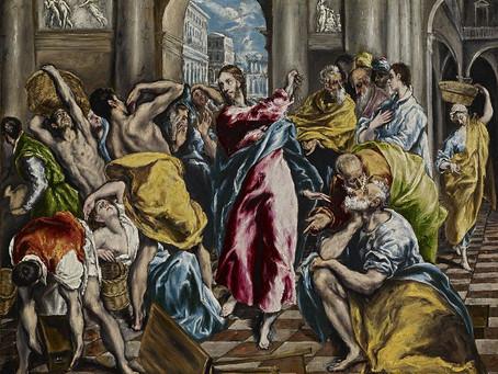 Domingo III de Cuaresma, 7 de marzo