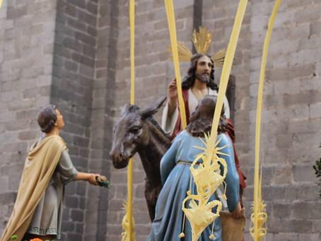 Domingo de Ramos, 28 de Marzo