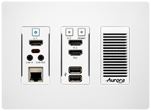 AURORA MULTIMEDIA  |   AV over IP Solutions