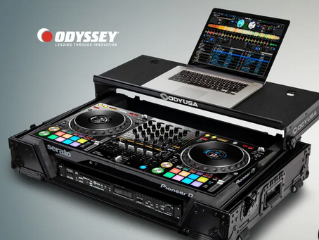 Odyssey Flight Case for Pioneer Gear