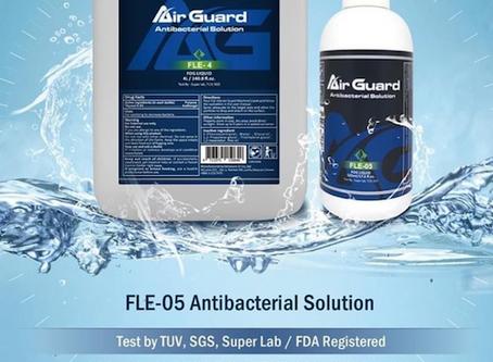 Air Guard Antibacterial Solution