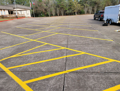 County Courthouse Parking Lot