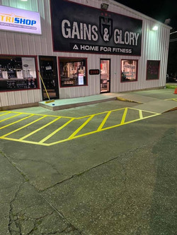 ADA Compliant Parking
