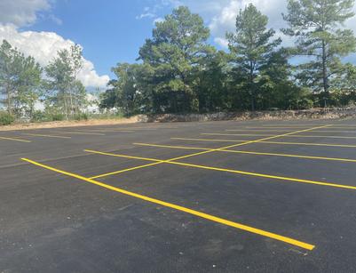 Schafer Funeral Home Parking Lot