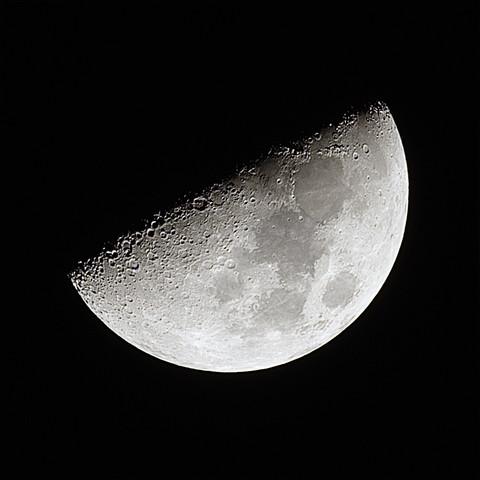 Seas Of The Moon