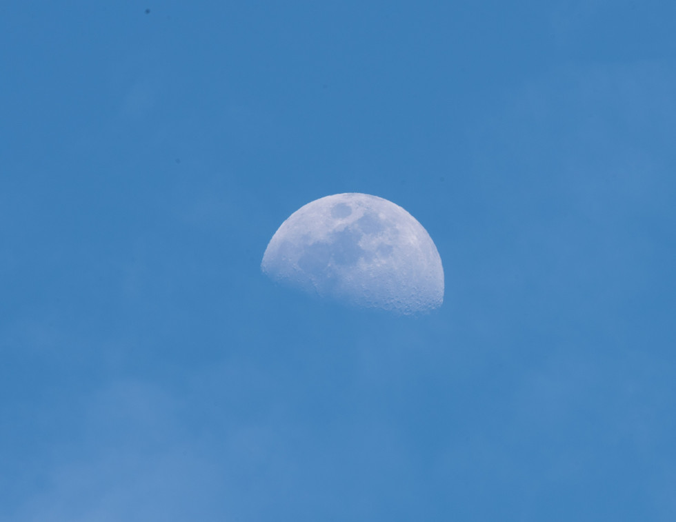 Day Ligth Moon