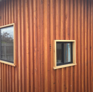 radial timber