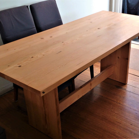 timber joinery table