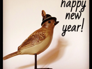 Greetings to the New Year!
