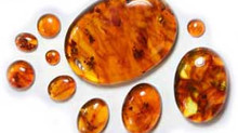 Amber Crystal For Manifestation