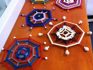 Wool Mandala Workshop