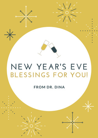 New Years Blessings For you!