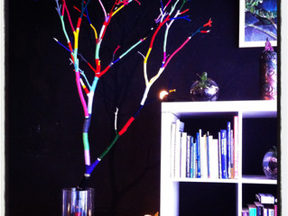 Gratitude Tree at aHa Studio & Gallery