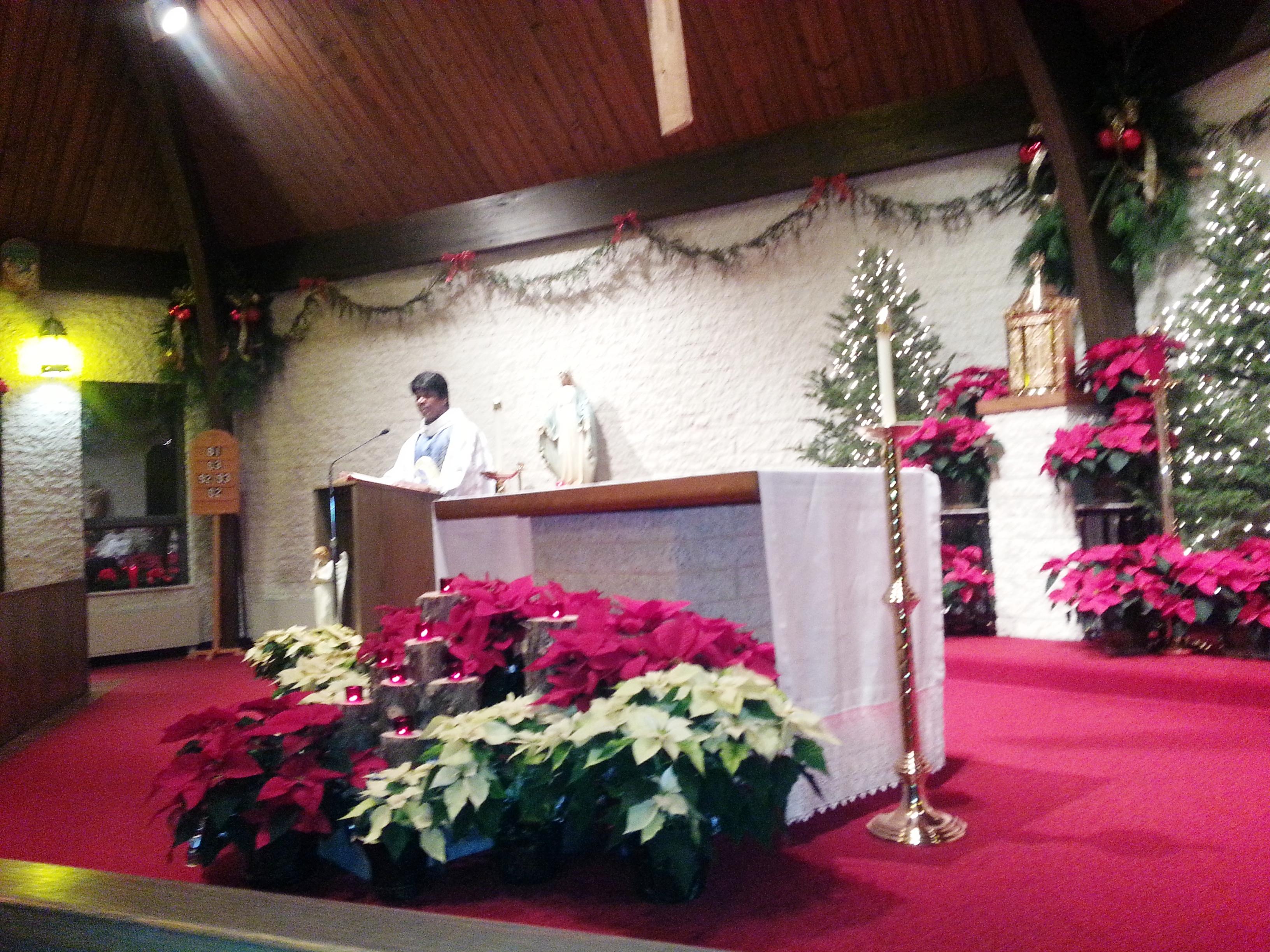 Christmas Eve Father Josephs Homily