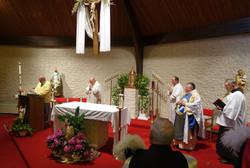 Fr. Bill Matheny Installation Mass