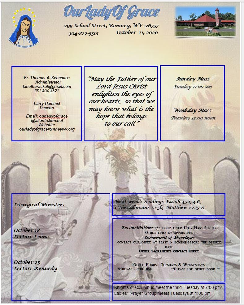 OLG Bulletin OCT 4th 1.JPG
