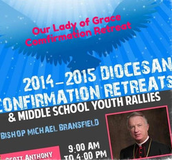 Dioceses Confirmation Retreat