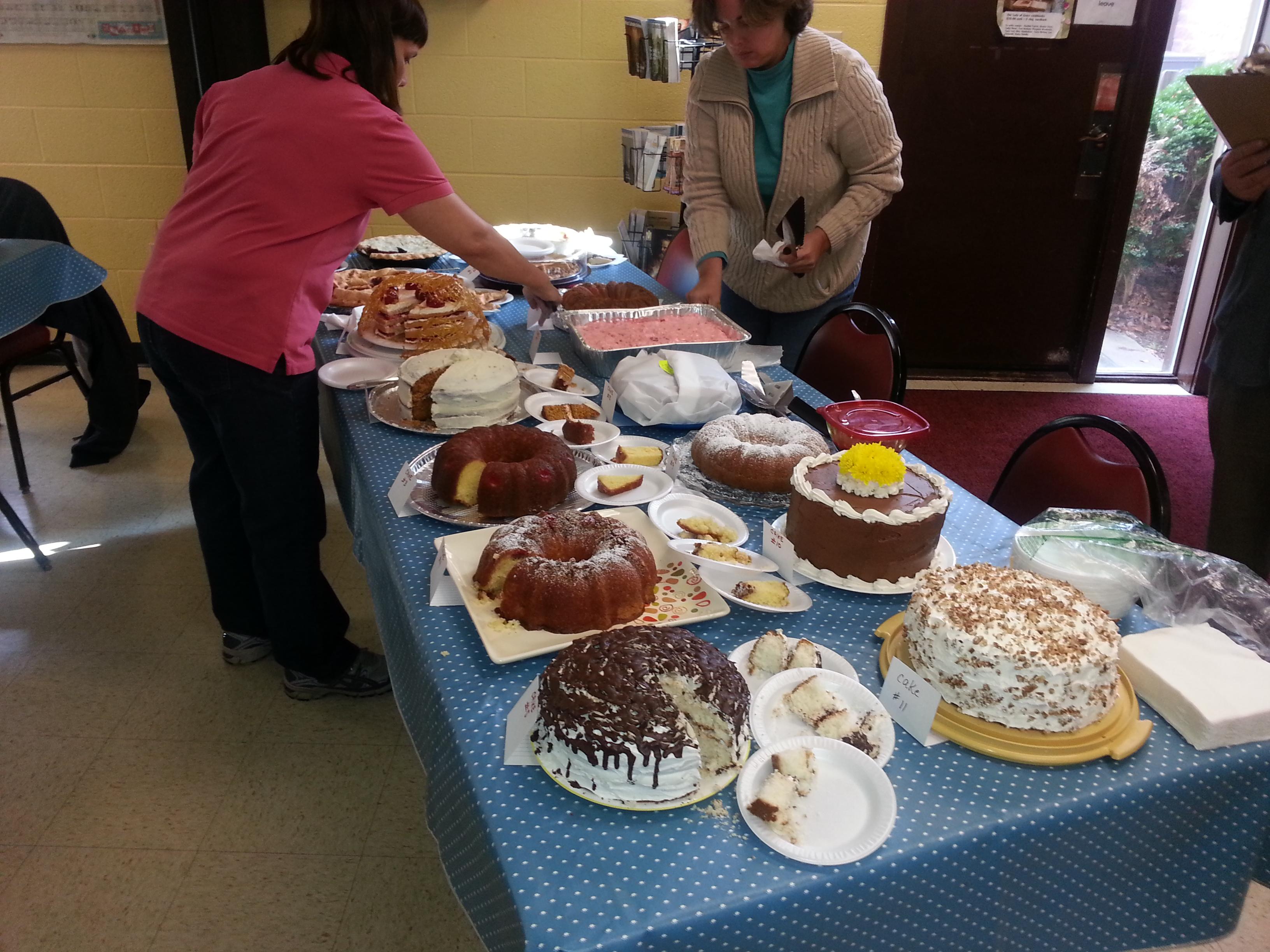 Pro-Life Cake Benefit 2014