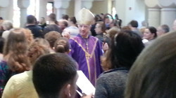 Getting Bishop Bransfield's Blessing