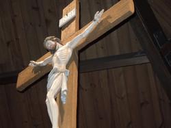 Final Shot  Crucifix after last MASS