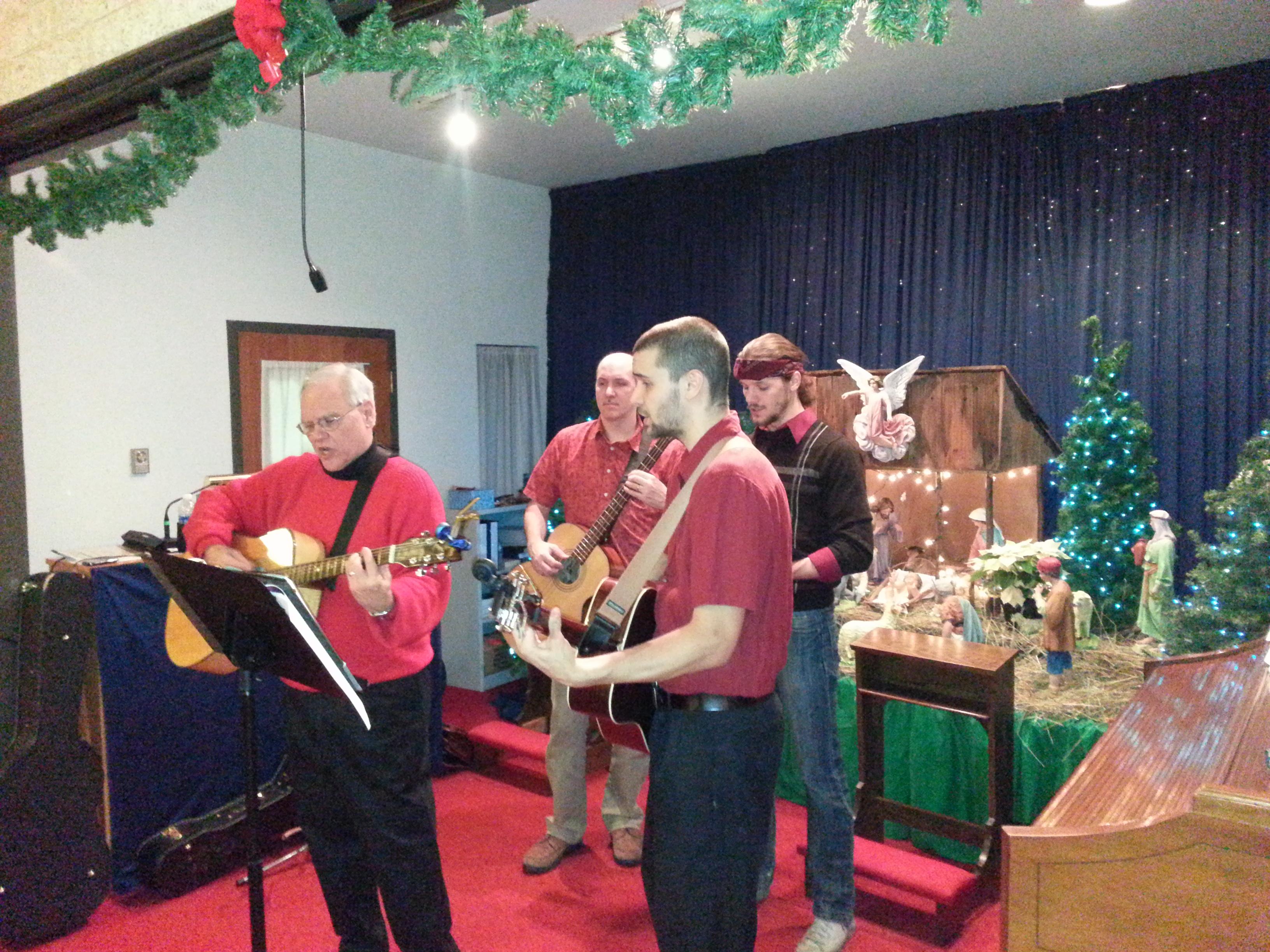 Christmas Eve Chorus