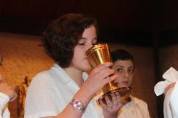 1st Communion OLG 2015