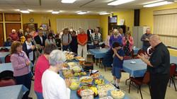Fr. Bill Matheny Installation Dinner