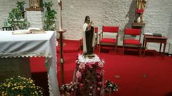 St Theresa & Reliq.jpg