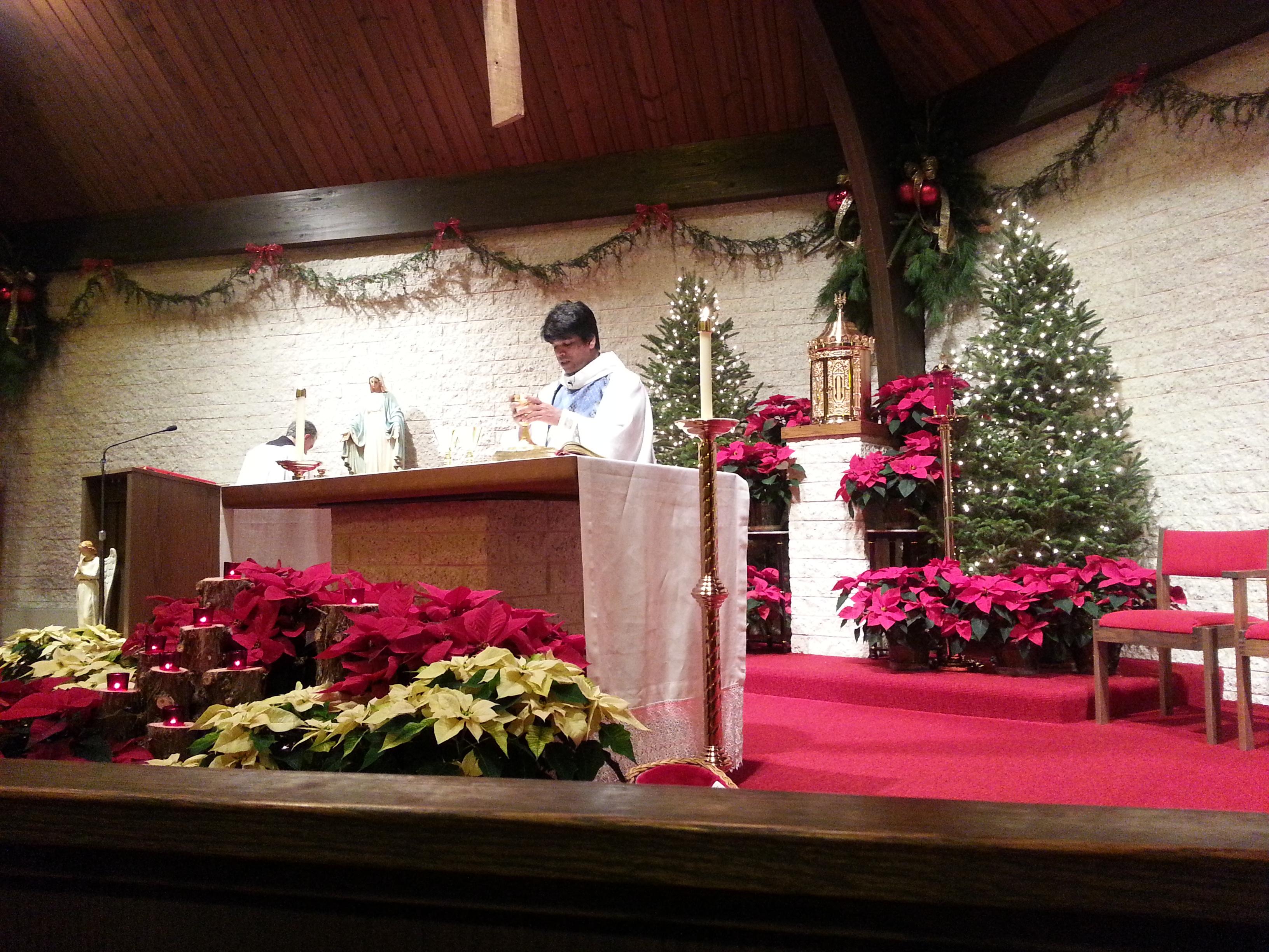 Christmas Eve Prayers