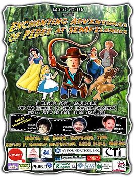 2009 - Enchanting Adventures of PIDee at