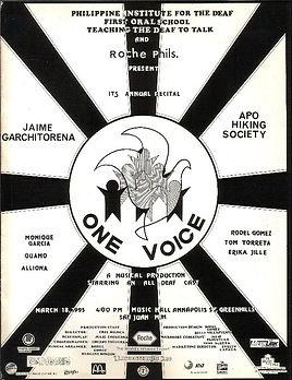 1995 - One Voice.jpg