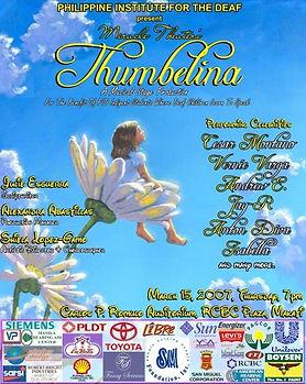 2007 - Thumbelina.jpg